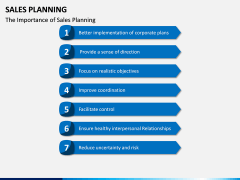 Sales Planning PPT Slide 9