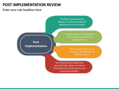 Post Implementation Review PPT Slide 16