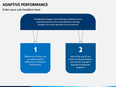 Adaptive Performance PPT Slide 7