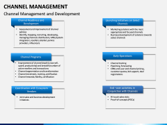 Channel Management PPT slide 8