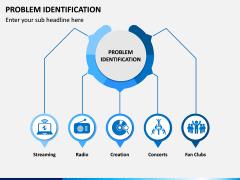 Problem Identification PPT Slide 2