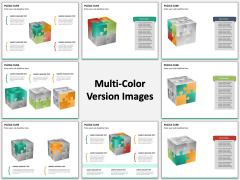 Puzzle cube PPT MC Combined
