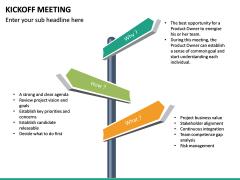 Kickoff Meeting PPT slide 18