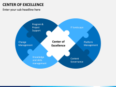 Center of Excellence PPT Slide 3