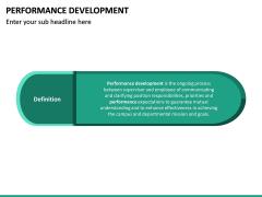 Performance Development PPT Slide 13