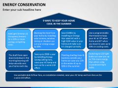 Energy Conservation PPT Slide 12
