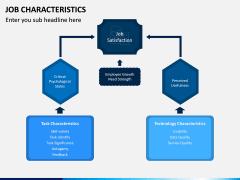 Job Characteristics PPT Slide 7