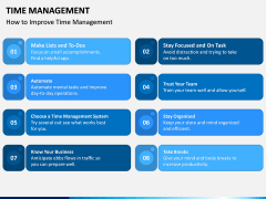 Time Management PPT Slide 10