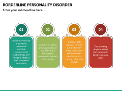 Borderline Personality Disorder (BPD) PPT Slide 26