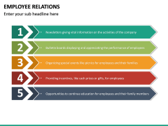 Employee Relations PPT Slide 28