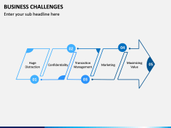 Business Challenges PPT Slide 16