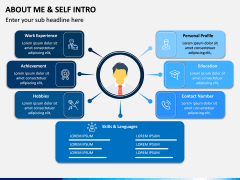 About Me / Self Intro PPT Slide 7