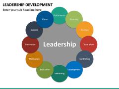 Leadership Development PPT Slide 33