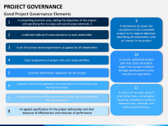 Project Governance PPT slide 8