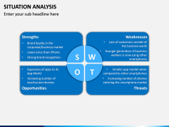 Situation Analysis PPT slide 9