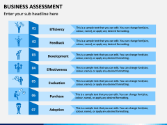 Business Assessment PPT Slide 8