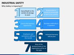 Industrial Safety PPT Slide 9