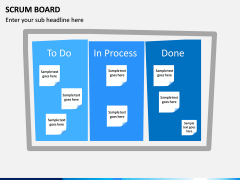 SCRUM Board PPT Slide 4