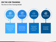 On the Job Training PPT Slide 5