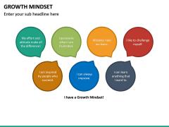 Growth Mindset PPT Slide 27