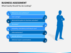 Business Assessment PPT Slide 16