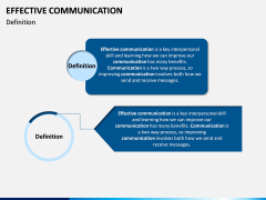 Effective Communication PPT slide 2