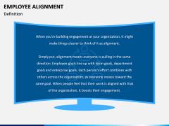 Employee Alignment PPT Slide 1