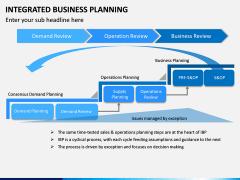 Integrated Business Planning PPT Slide 12