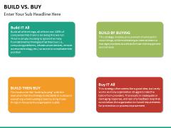 Build vs buy PPT slide 25