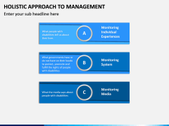 Holistic Approach to Management PPT Slide 10