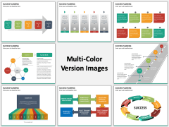 Success Planning Multicolor Combined
