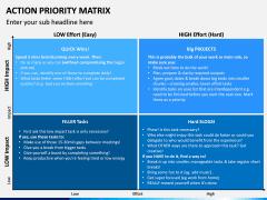 Action Priority Matrix PPT Slide 5