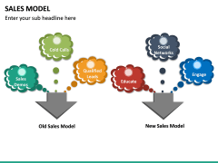 Sales Model PPT Slide 18