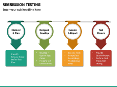 Regression Testing PPT Slide 28