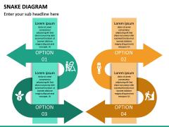 Snake Diagram PPT Slide 15