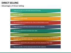 Direct Selling PPT Slide 31