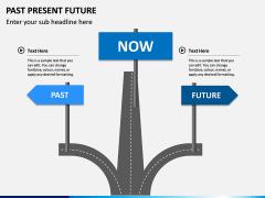 Past Present Future PPT Slide 3