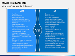 Machine to Machine (M2M) PPT Slide 13