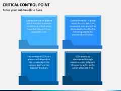 Critical Control Point PPT Slide 9