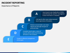 Incident Reporting PPT Slide 9