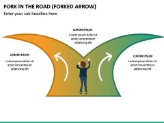 Fork in the Road PPT Slide 17