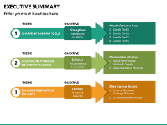 Executive Summary PPT Slide 38