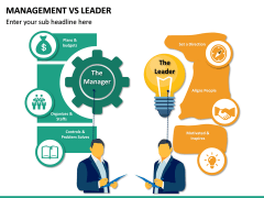 Management Vs Leader PPT slide 16