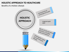 Holistic Approach to Healthcare PPT Slide 1