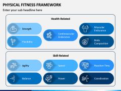 Physical Fitness Framework PPT Slide 10