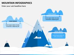 Mountain Infographics PPT Slide 12