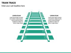 Train Track PPT Slide 16