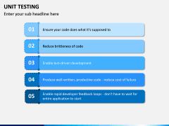Unit Testing PPT Slide 14