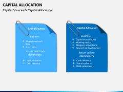 Capital Allocation PPT Slide 2