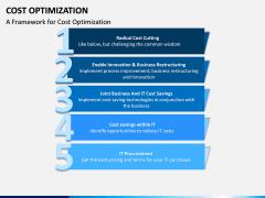 Cost Optimization PPT Slide 7